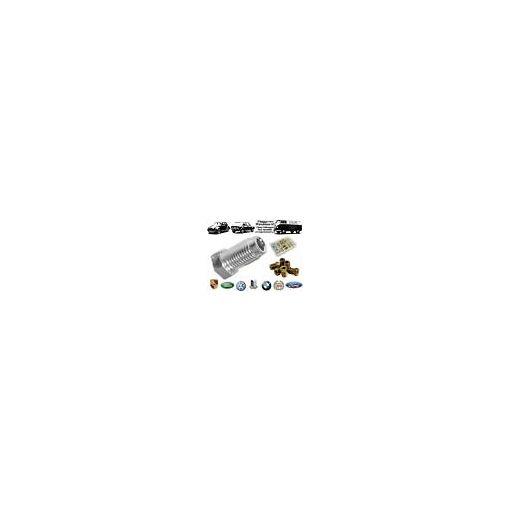 """Classic Mini Austin Cooper Clubman 3/8"""" UNF Male Brake Pipe Connectors x 6"""